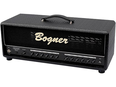 Bogner Uberschall 100W 6L6 Tube Guitar Amp Head