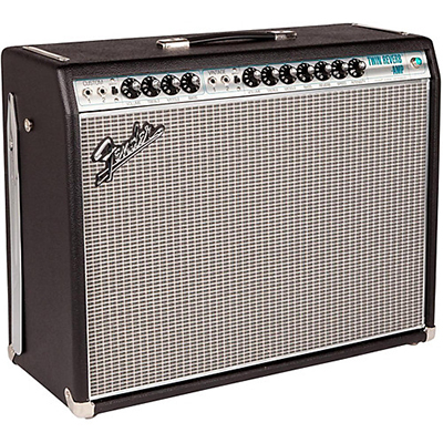 Fender 68 Custom Twin Reverb 85-watt 2x12