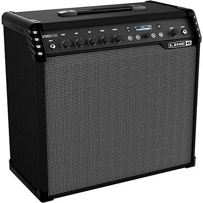 Line 6 Spider V 120 120W 1×12 Guitar Combo Amp