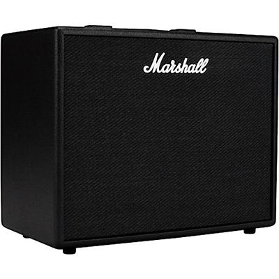 Marshall CODE 50W 1×12 Guitar Combo Amp Black