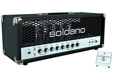 Soldano SLO100 100W Tube Guitar Head