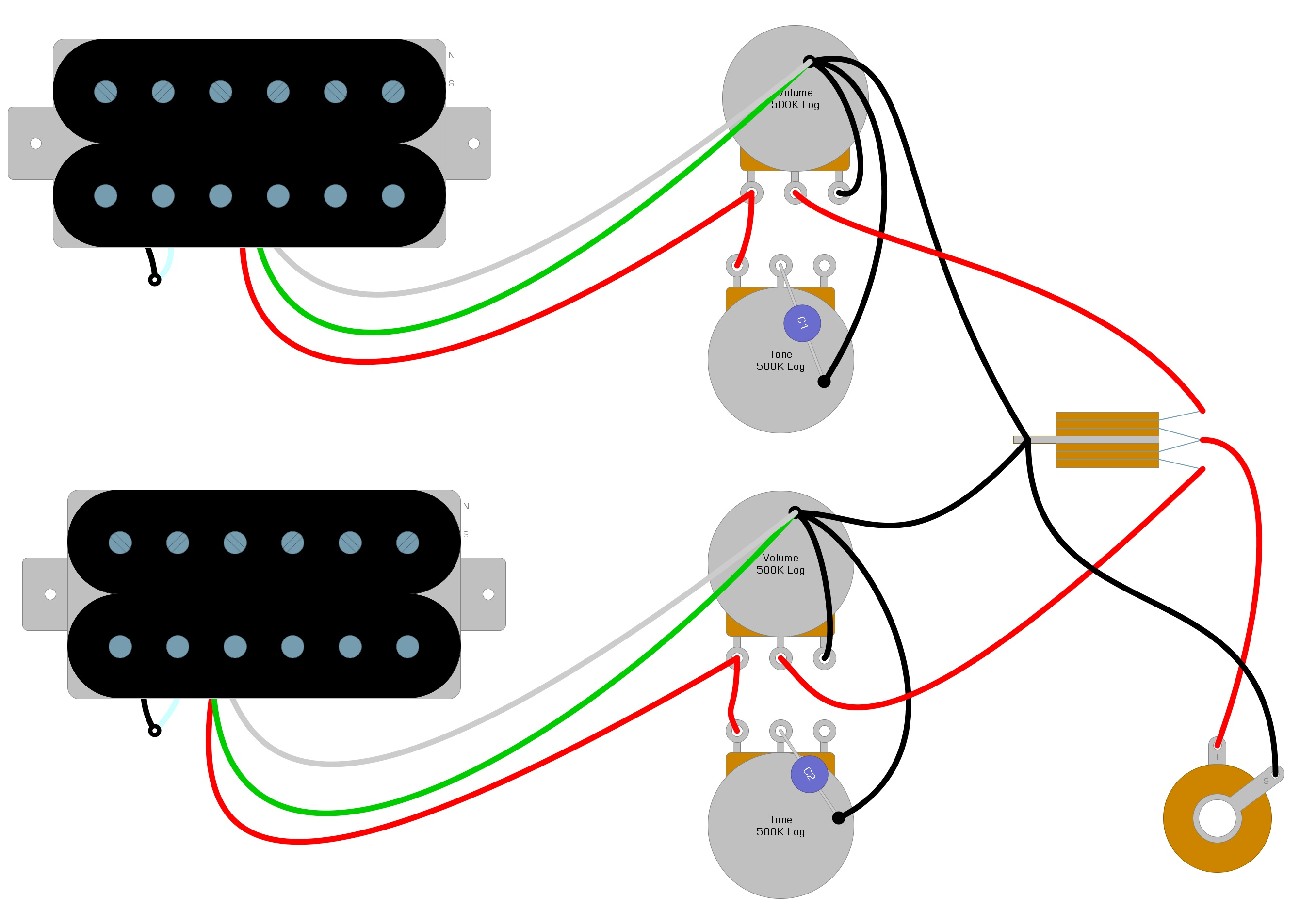 DiMarzio — The Ultimate Installation Guide – Humbucker Soup | Guitar Wiring Diagrams Dimarzio |  | Humbucker Soup