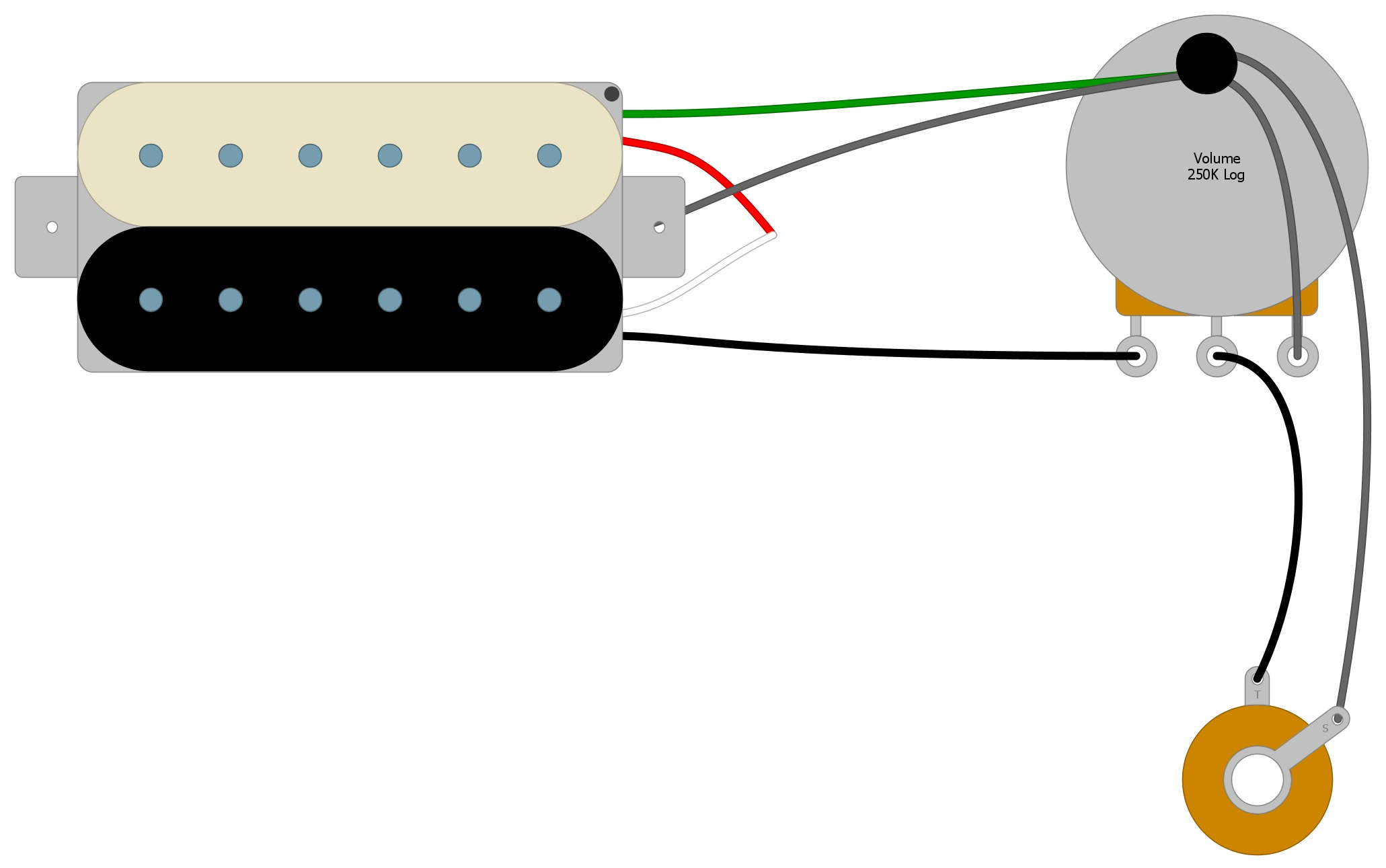 Seymour Duncan SH-4 JB Wiring Diagram – Humbucker Soup | Adding Wiring Diagram Seymour Duncan Humbucker Strat |  | Humbucker Soup