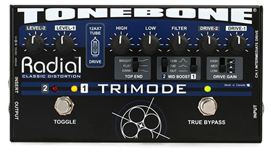 Radial Engineering Tonebone TriMode Distortion