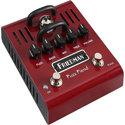 Friedman Fuzz Fiend Tube Fuzz
