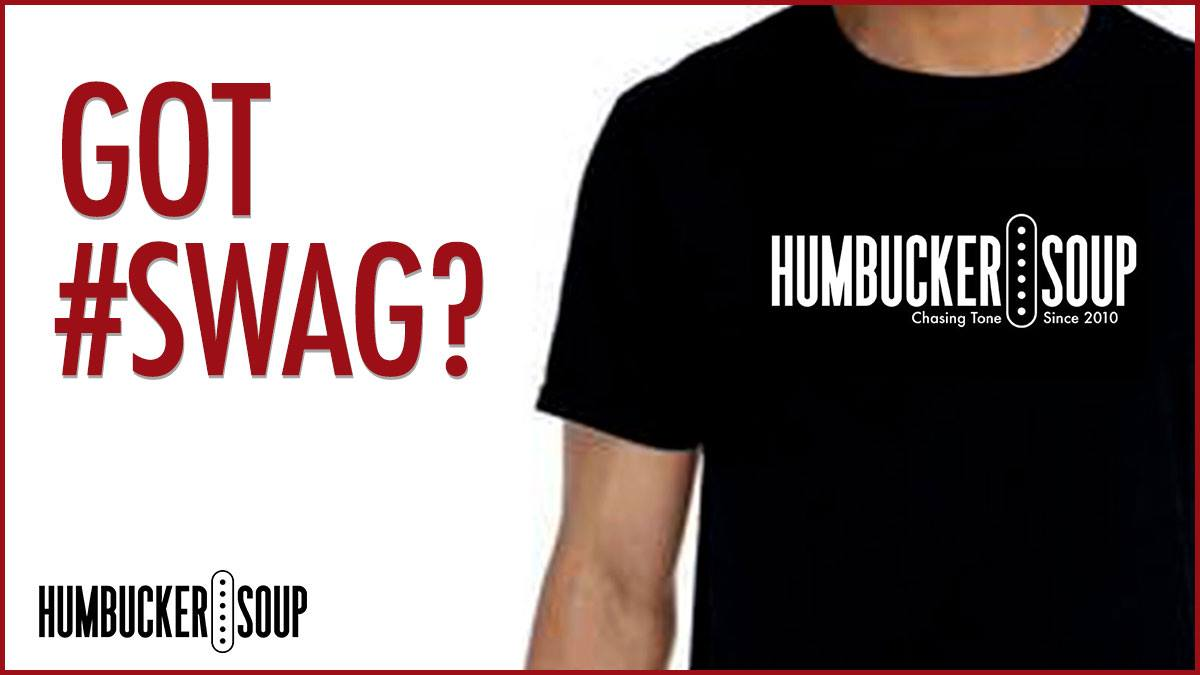Official Humbucker Soup merch