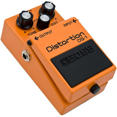 overdrive and distortion