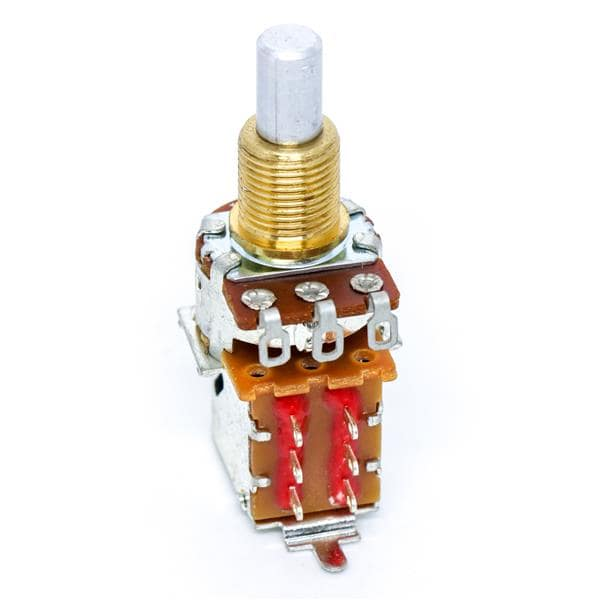understanding push-pull potentiometers