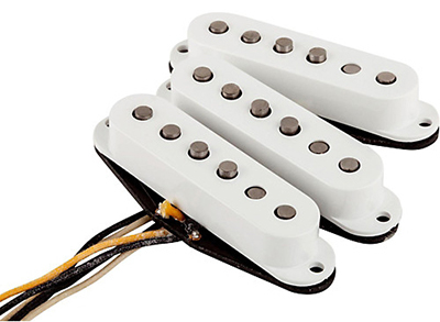 best rock stratocaster pickups