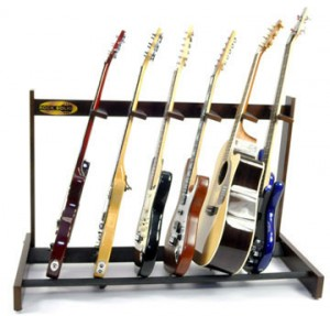 Rock Solid Guitar Stands